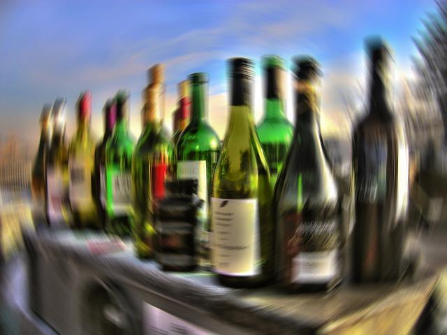 飲み過ぎたワイン