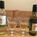 コンビニ 白ワイン