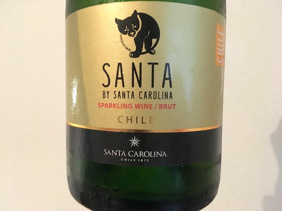 Santa by Santa Carolina Sparkling Brut